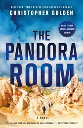The Pandora Room Book Cover - Click to open New Releases panel