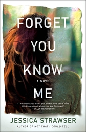 Forget You Know Me Book Cover - Click to see book details
