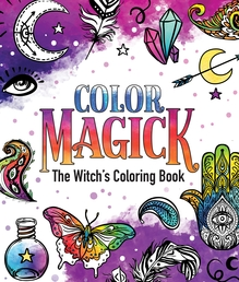 Color Magick Book Cover - Click to open New Releases panel