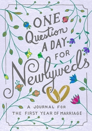 One Question a Day for Newlyweds Book Cover - Click to open New Releases panel