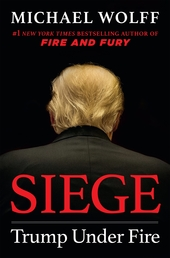 Siege Book Cover - Click to open Henry Holt panel