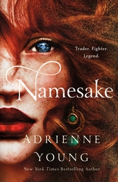 Namesake Book Cover - Click to open Top Sellers panel