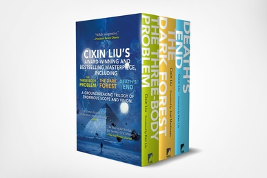 Three-Body Problem Boxed Set Book Cover - Click to open New Releases panel