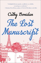 The Lost Manuscript Book Cover - Click to open New Releases panel