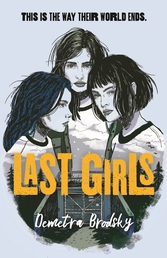Last Girls Book Cover - Click to open New Releases panel