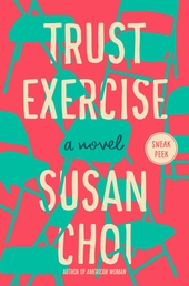 Trust Exercise: Sneak Peek Book Cover - Click to open Henry Holt panel