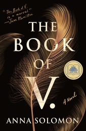 The Book of V. Book Cover - Click to open Top Sellers panel