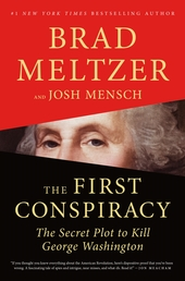 The First Conspiracy Book Cover - Click to open New Releases panel