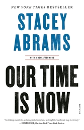 Our Time Is Now Book Cover - Click to open Henry Holt panel