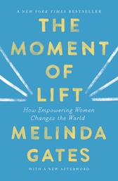 The Moment of Lift Book Cover - Click to open New Releases panel