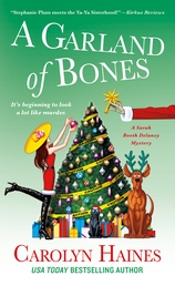 A Garland of Bones Book Cover - Click to open New Releases panel