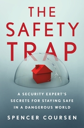 The Safety Trap Book Cover - Click to open Coming Soon panel