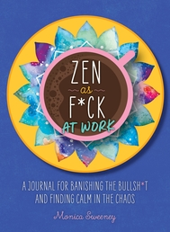 Zen as F*ck at Work Book Cover - Click to open Coming Soon panel