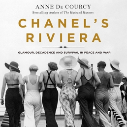 Chanel's Riviera Book Cover - Click to open Audiobooks panel