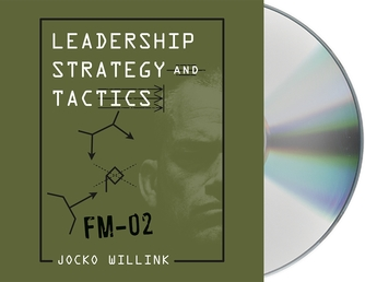 Leadership Strategy and Tactics Book Cover - Click to open Top Sellers panel