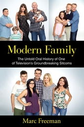 Modern Family Book Cover - Click to open New Releases panel