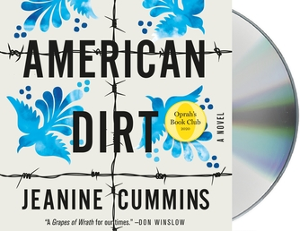 American Dirt Book Cover - Click to open Coming Soon panel