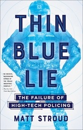 Thin Blue Lie Book Cover - Click to open Metropolitan Books panel