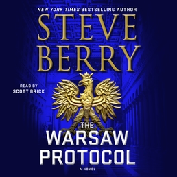 The Warsaw Protocol Book Cover - Click to open Audiobooks panel