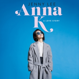 Anna K Book Cover - Click to open Young Listener panel