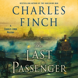 The Last Passenger Book Cover - Click to open Audiobooks panel