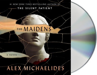 The Maidens Book Cover - Click to open Coming Soon panel