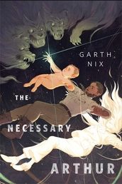 The Necessary Arthur Book Cover - Click to open New Releases panel