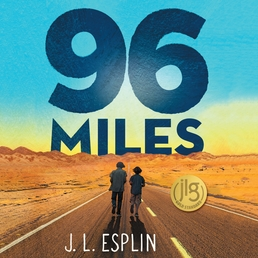 96 Miles Book Cover - Click to open Young Listener panel