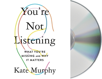 You're Not Listening Book Cover - Click to open Top Sellers panel