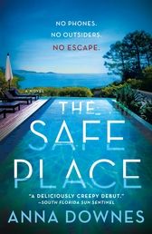 The Safe Place Book Cover - Click to open Coming Soon panel