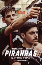 Piranhas Book Cover - Click to see book details