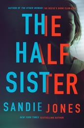 The Half Sister Book Cover - Click to open Top Sellers panel
