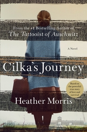 Cilka's Journey Book Cover - Click to open Latest Guides panel