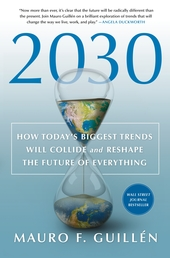 2030: How Today's Biggest Trends Will Collide and Reshape the Future of Everything Book Cover - Click to open Top Sellers panel