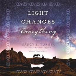 Light Changes Everything Book Cover - Click to open Audiobooks panel