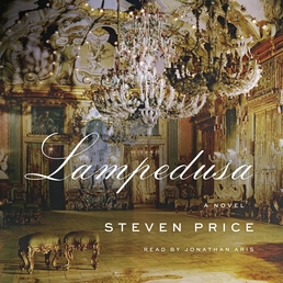 Lampedusa Book Cover - Click to open Audiobooks panel