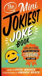 The Mini Jokiest Joke Book Book Cover - Click to open Coming Soon panel