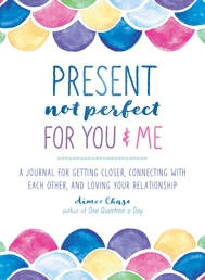 Present, Not Perfect for You and Me Book Cover - Click to open New Releases panel