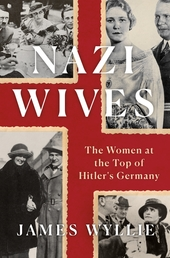 Nazi Wives Book Cover - Click to open Coming Soon panel