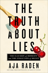 The Truth About Lies Book Cover - Click to open New Releases panel