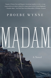 Madam Book Cover - Click to open Coming Soon panel