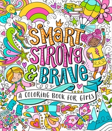 Smart, Strong, and Brave Book Cover - Click to open Coming Soon panel