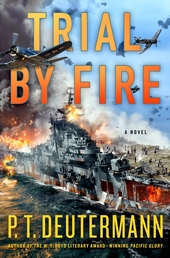 Trial by Fire Book Cover - Click to open New Releases panel