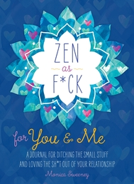 Zen as F*ck for You & Me Book Cover - Click to open New Releases panel