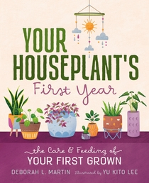 Your Houseplant's First Year Book Cover - Click to open New Releases panel