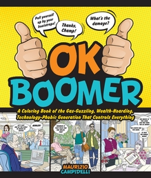 OK Boomer Book Cover - Click to open New Releases panel