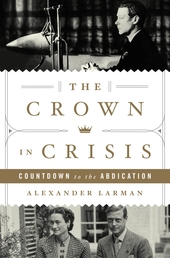 The Crown in Crisis Book Cover - Click to open Coming Soon panel