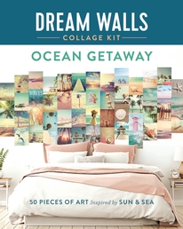 Dream Walls Collage Kit: Ocean Getaway Book Cover - Click to open New Releases panel