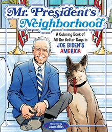 Mr. President's Neighborhood Book Cover - Click to open New Releases panel