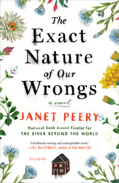 The Exact Nature of Our Wrongs Book Cover - Click to open New Releases panel